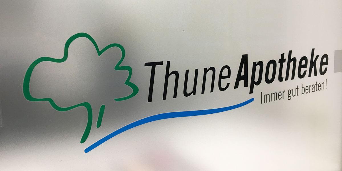 Thune-Apotheke Logo